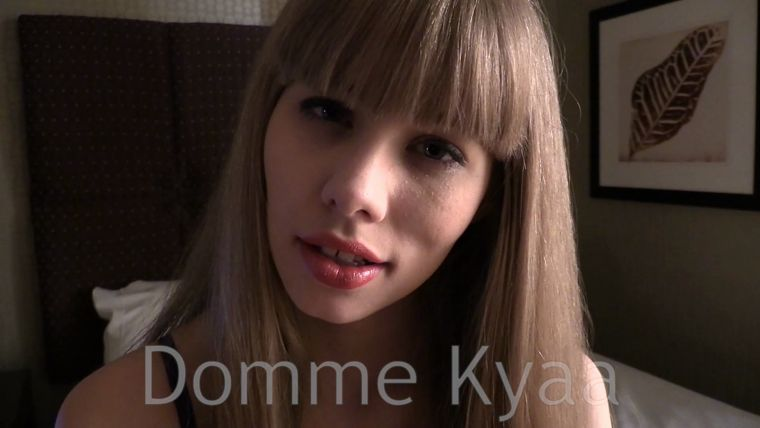 financial domination kyaa Domme