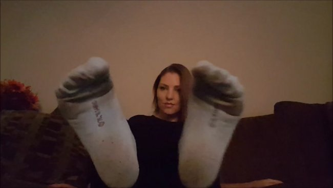 Dirty sock worship