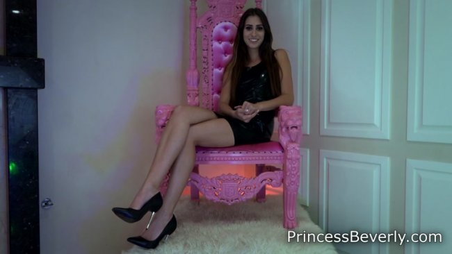 Princess Beverly - Your Limp For Vanilla Sex