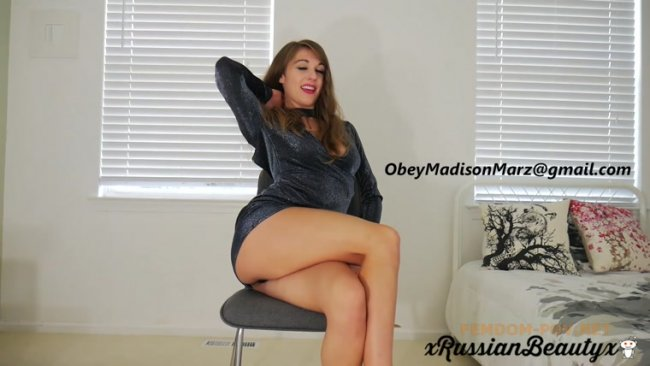 Madison Marz - Dont Be Afraid Of Blackmail