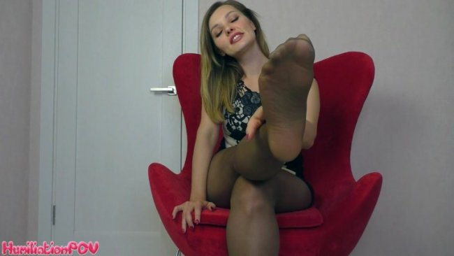 Miss Honey Barefeet - An Easy Blackmail Game, Slowly Milking Your Credit Card Numbers One By One