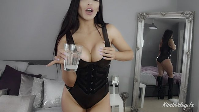 KimberleyJx - Swallow Your Load