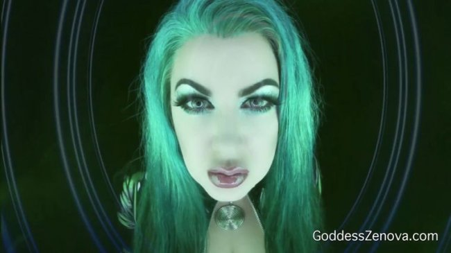 Goddess Zenova - Controls Your Mind - The Mind Control Chamber