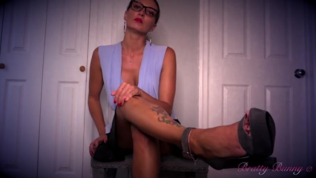 Bratty Bunny - Seeing Dr. Bunny in Chastity Part 2
