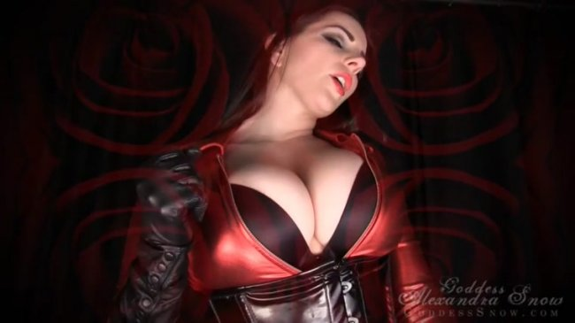 Goddess Alexandra Snow - Seductrix Conquers Again