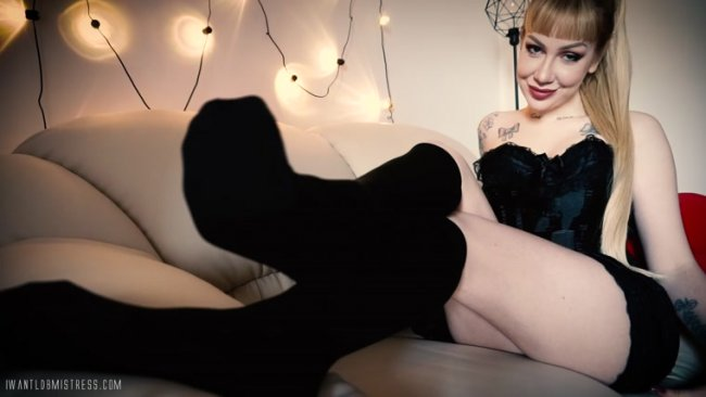LDB Mistress - Brat Girl In Socks CEI
