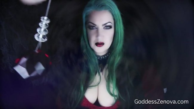 Goddess Zenova - Enchantment - Resistance is Futile
