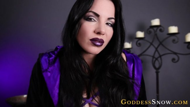 Goddess Alexandra Snow - Dark Sorceress