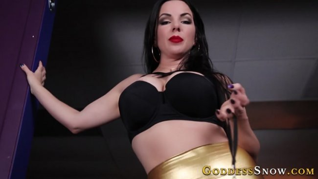 Goddess Alexandra Snow - Vicious Puppy Training