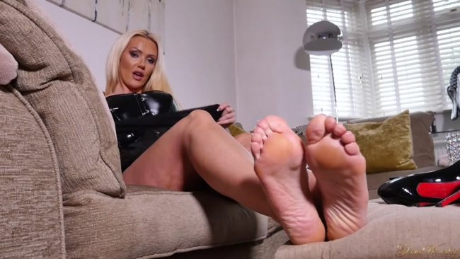 Lucy Zara – My Foot Freak