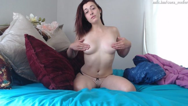 Cora Reefer - Naked-Faced Morning Burps