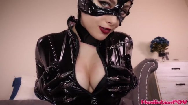 Princess Ellie - Eat Your Cum For My Purrrfect Villainess Tits