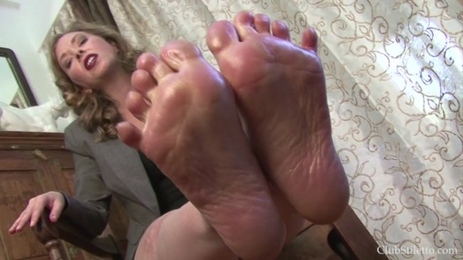 Mistress T - Sch00l Calls About Your Foot Fetish