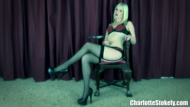 Charlotte Stokely - The Charlotte Show: Eat It