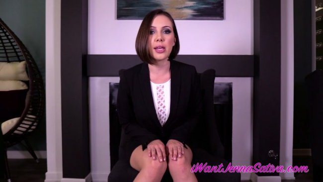 Jenna Sativa - Tiny dick therapy