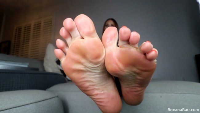 Roxana Rae - Betas Beat Their Meat to Stinky Feet
