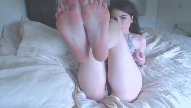 Venus Venerous - JOI and CEI to my Feet by Venus Venerous