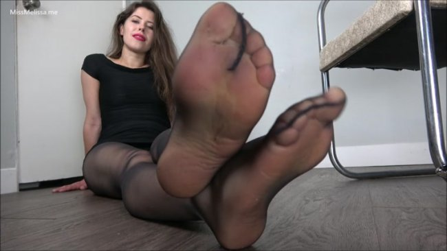 Miss Melissa - Summer of Sole Worship 2