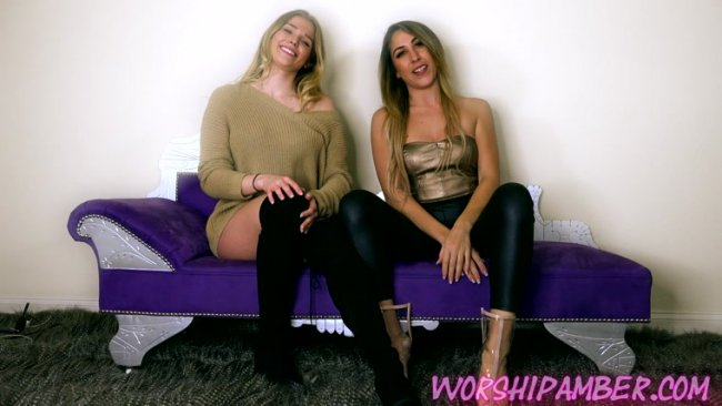 Worship Amber – You Actually Like It When I Call You a Loser?