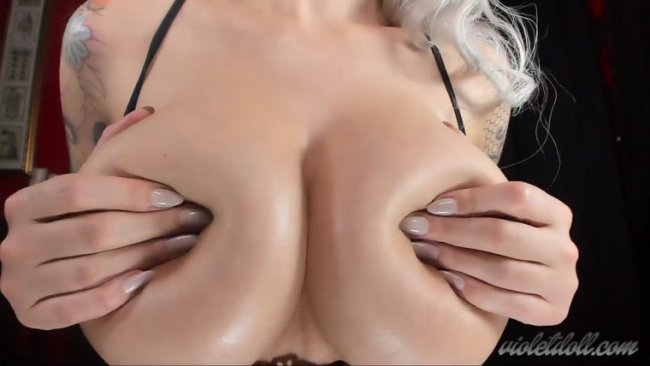 Violet Doll - Titty Freaks Relapse