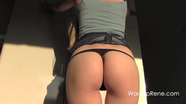 Princess Rene - Hottest Ass