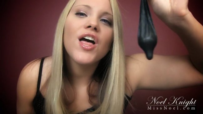 Miss Noel Knight – Jizz Packed Lunch