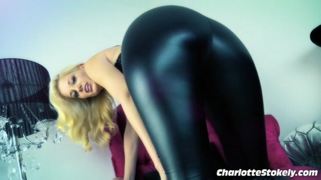Charlotte Stokely - Neighbor Enslaves You