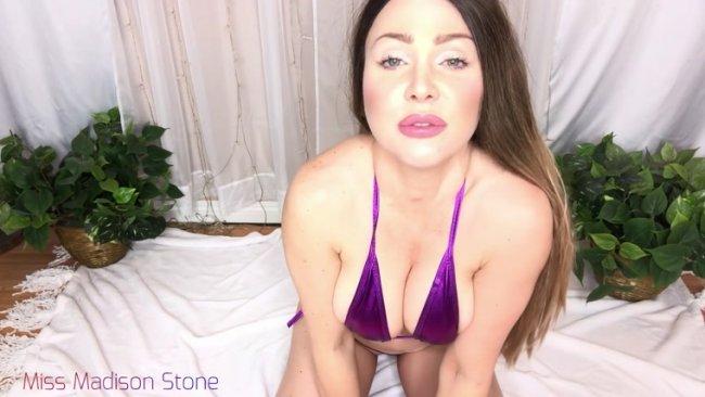 Miss Madison Stone Femdom