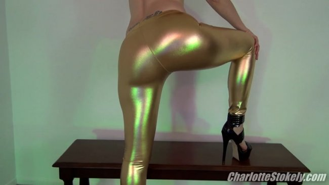 Charlotte Stokely - Solid Gold Booty Shakin