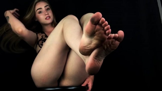 Goddess Angel – Princess's Diamond Toes