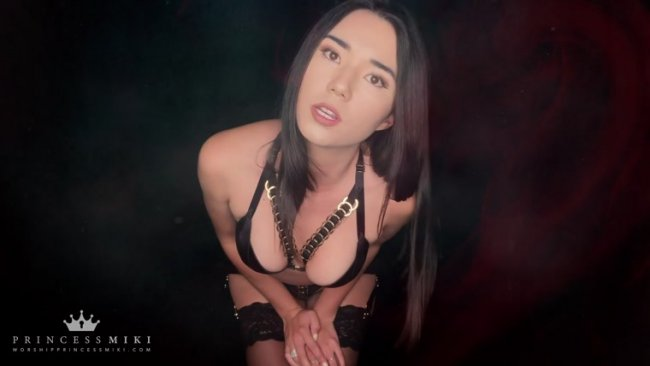 Princess Miki - Liberation Through Submission