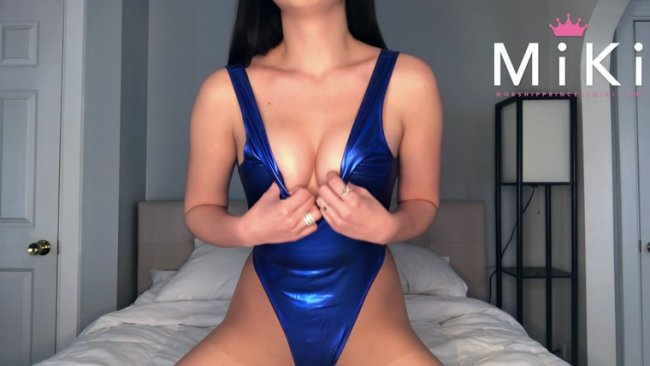 Princess Miki - Aroma Fueled Goddess Worship Goon Loop