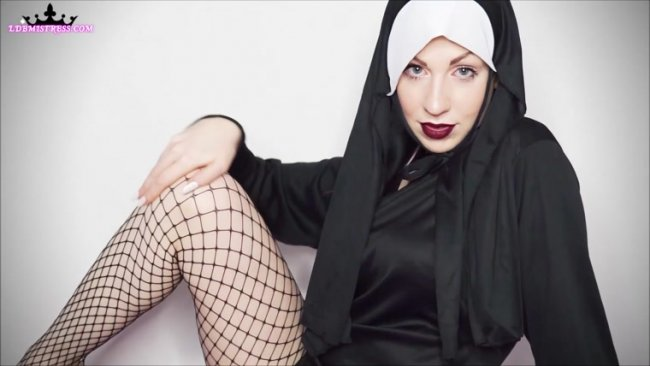 Goddess Isabel - Sadistic Nun Owns You