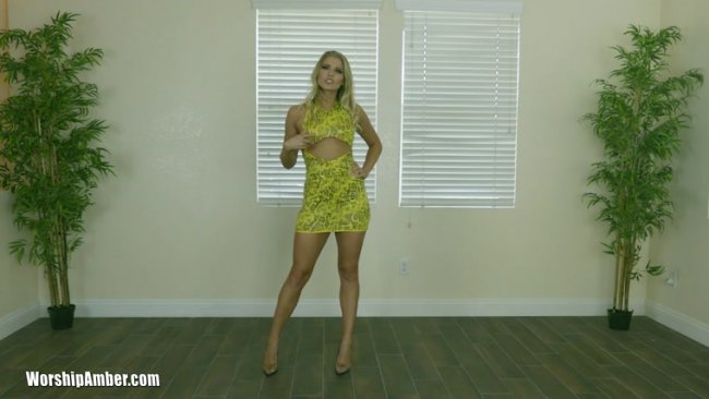 Worship Amber - Adult Shop Alley Manager