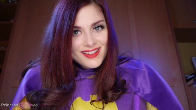 Princess Ellie Idol - BATGIRL GONE BAD GIRL