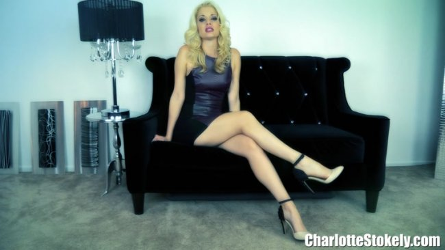 Charlotte Stokely - Leave Her For My Feet