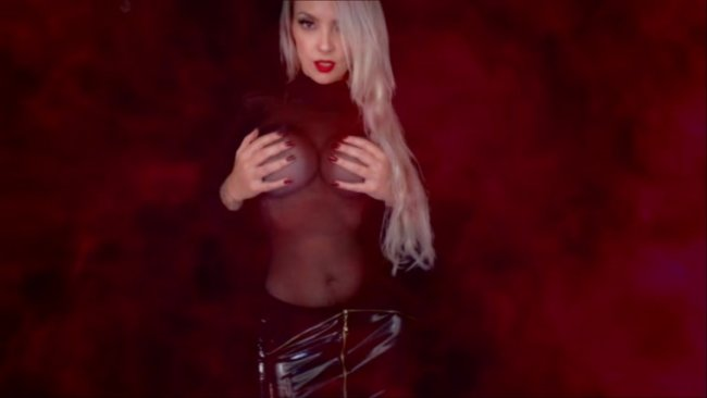 Dommebombshell - The Temptation Of The Evil