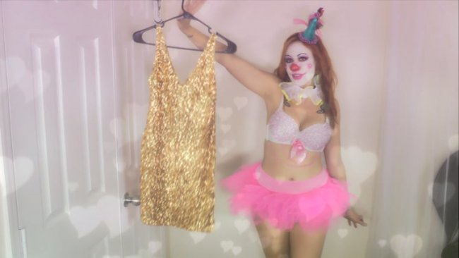 Kitzi Klown - Join The Circus As A Pro Sissy