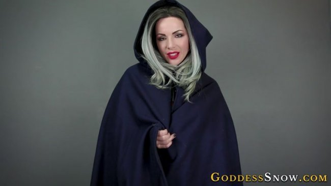 Goddess Alexandra Snow - Seduced by the Monster