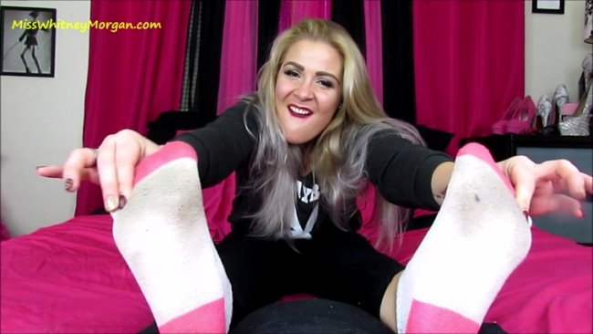 Miss Whitney Morgan - Beat It To Brtty Whitneys Socks
