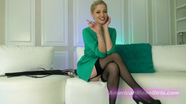 Charlotte Stokely - Office Whipping Boy
