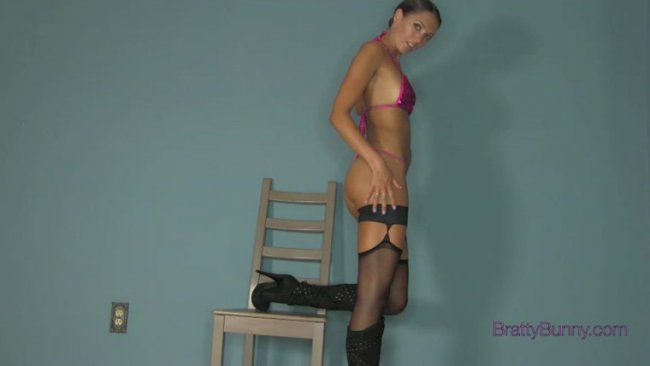 Bratty Bunny - Humiliation and CEI