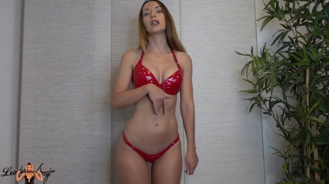 Lady Anja - Small Penis Humiliation
