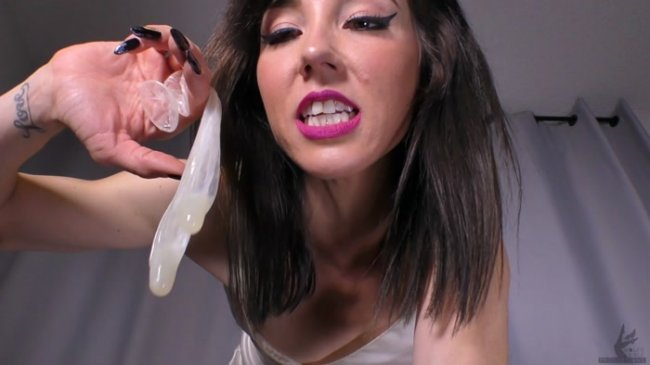 Janira Wolfe - Nothing But My Cum Dumpster