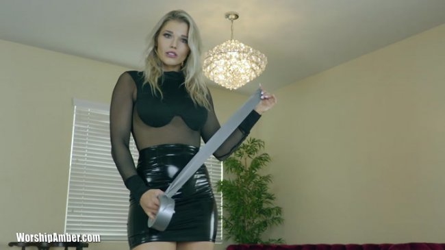 Worship Amber - Stuck In Loser Position