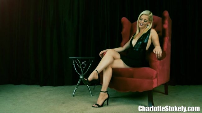 Charlotte Stokely - Foot Loser Shame