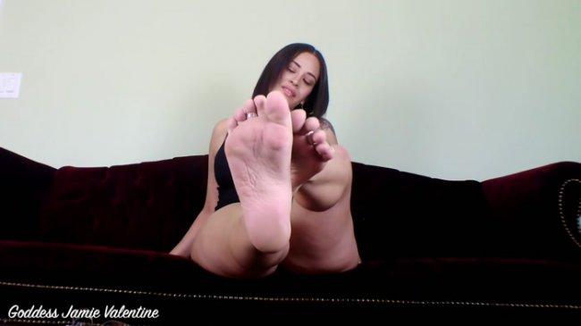 Valentine feet jamie Search Results