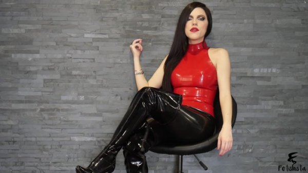 Fetishista - I Fucked Your Boss - Cuckolding In Latex and Boots