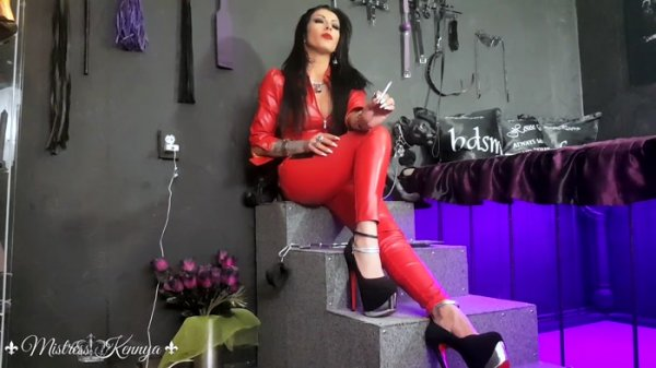 Mistress Kennya - All you get is a tease