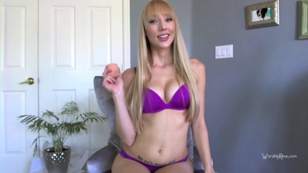Princess Rene - Learn to Suck Dick